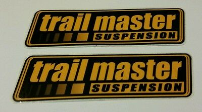 TRAIL MASTER SUSPENSION racing decals stickers offroad mint400 diesel nhrda craw