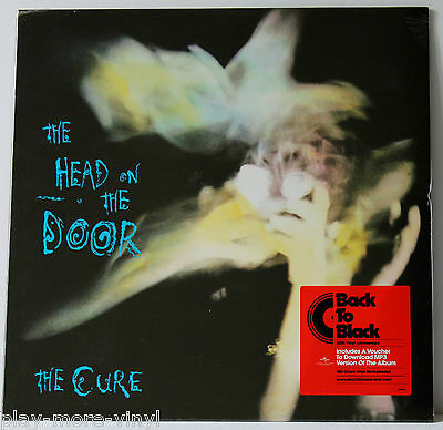 THE CURE The Head On The Door LP vinyl 180g Eur 2008 Fiction (Back to Black) NEW