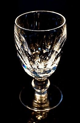 Waterford Crystal Kathleen Claret Glass