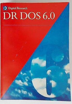 Digital Research Dr-Dos 6 Manuale Italiano