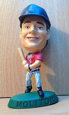 Corinthian Mlb Paul Molitor Minnesota Twins Baseball B028 Figure