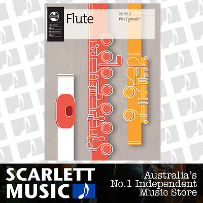 AMEB Flute Series 3 -  Grade 1 ( One / First ) Book *BRAND NEW*