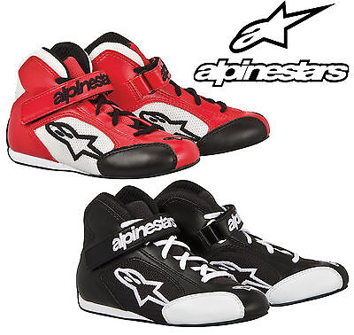 Alpinestars Tech 1-K S Enfants Karting Coffre, Kart Course & Autograss