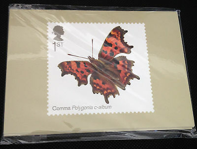 Royal Mail PHQ 379 Cards 2013 BUTTERFLIES - Set of 10 - NEW AND SEALED