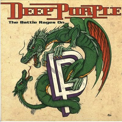 Deep Purple - The Battle Rages On (CD Standard Jewel Case Edition)