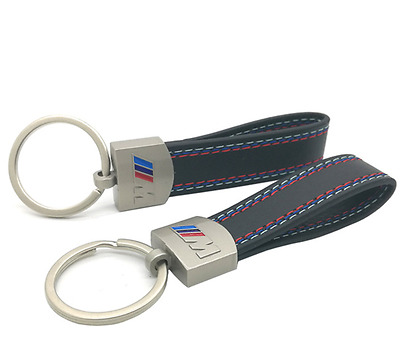 BMW Car Logos Key Chain Keychain Ring Keyfob Metal Keyrings Collection M SPORT