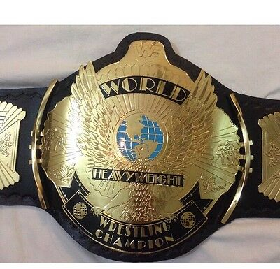 WWF WING EAGLE REPLICA BELT ( With Free Box )