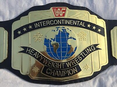 WWE INTERCONTINENTAL CHAMPIONSHIP BELT REPLICA ( With Free Box )