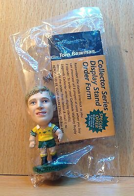 Corinthian Tom Bowman Australia Wallabies Rugby Ms8 Figure Sealed Pack
