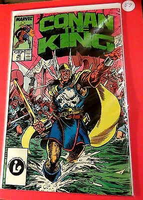 Conan the King #42 Marvel Comics Copper Age  CB2346