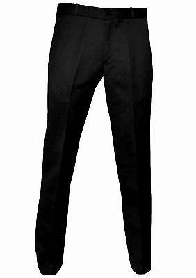 Relco Men's Sta Press Black Mods Stay Pressed Skinheads Vintage 60's Trousers