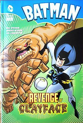 The Revenge of Clayface Batman children's story comic book new