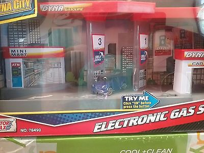 Motor Max Dyna City Electronic Gas Station AT Mini Mart Car Wash Fuel Pump