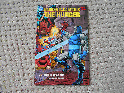 Darkseid vs. Galactus: The Hunger (1995, DC / Marvel) Silver Surfer, Orion