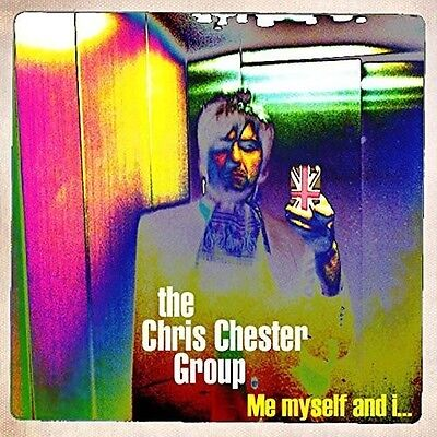 Me Myself & I - Chris Chester (CD Used Very Good)