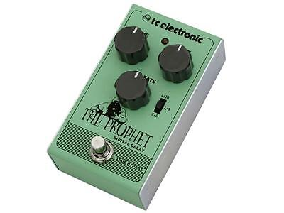 Pedale chitarra TC Electronic Prophet Digital Delay nuovo!!!