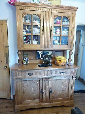 Antique Victorian Sideboard/ Dresser