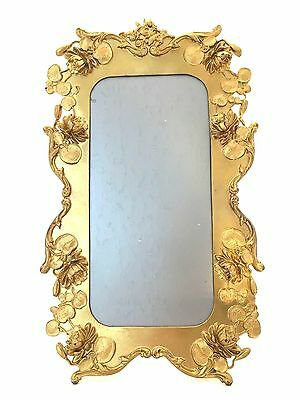 Fabulous Antique Art Nouveau  Mirror/frame