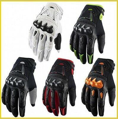 2017 Fox Racing Bomber Gloves Racing Bomber Motorcycle Bike Gloves(5 colors)