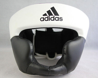 adidas Boxing: Response Semi Open Standard Head Guard (S) ADIBHG023