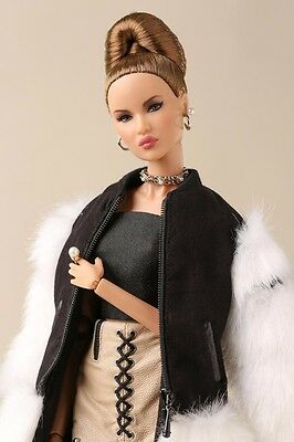 Fahion Royalty Ayumi Dressed Doll The NU. Face Collection NRFB IN STOCK
