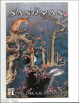 THE SANDMAN THE DREAM HUNTERS #1 of 4 NEIL GAIMAN VERTIGO DC COMICS R