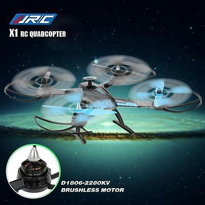 JJRC X1 FAST RC Quadcopter 2.4GHz 6 Axis Drone Brushless Motors Add FPV 2017 NEW