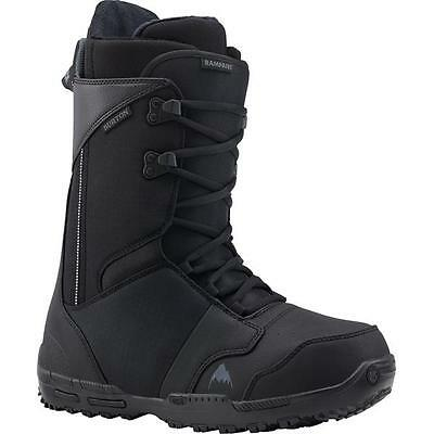 Burton Rampant Snowboard boots Black sizes ships fast save $  and comfy 8.5 or 9