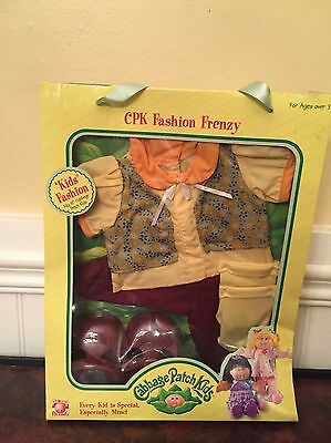 Cabbage Patch Kids CPK Fashion Frenzy Clothing New