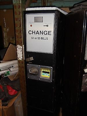 Rowe BC12 $ 1 & $5 Bill Changer with Mars 2000 upgrade