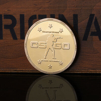 Counter Strike Global Offensive CSGO Game Commemorative Coin Gift