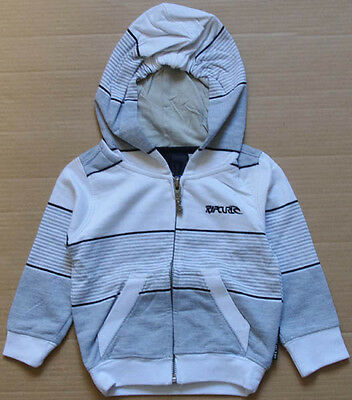Rip Curl Baby Boys Zip Up Hoodie Jumper size 0 NWOT RIPCURL