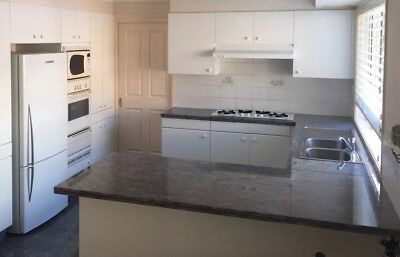 Complete Kitchen with Granite bench tops and appliances
