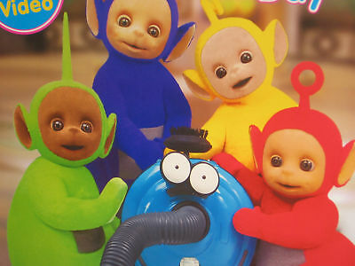 Teletubbies: Funny Day 1999 Nursery Kids Original Rolled Poster