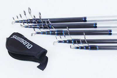 New Shimano Alivio Slim Te Gt 330 M Telescopic Rod 330Cm