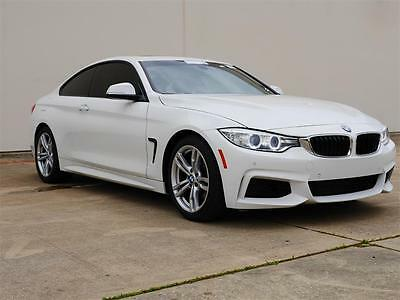 2014 BMW 4-Series 428i MSport, Twin Turbo, LTHR, NAV, MEDIA, LOADED 2014 BMW 428i MSport-Twin Turbo-LTHR-NAV-MEDIA-LOADED Automatic 2-Door Coupe