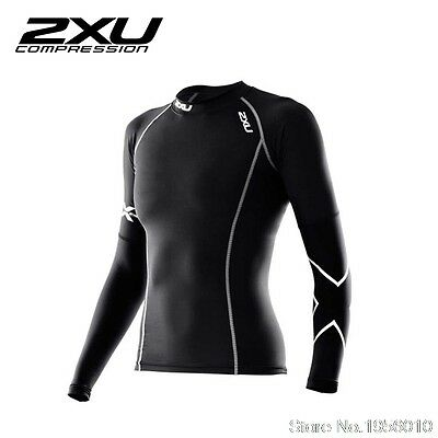 Womens compression top, sports running gym XS S M L XL, free postage
