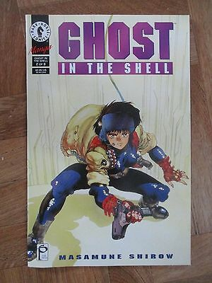Ghost In The Shell #2 Dark Horse Comics Near Mint (W13)