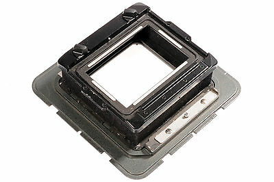 Plaubel Peco Profia Adapter auf Mamiya Universal Press M-Adapter Lens Board 4x5