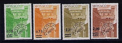 Monaco Stamps # 50-3 Cpl.MNH Set