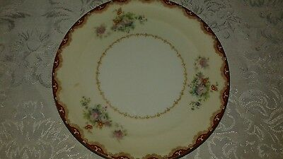 Meito Ivory China VERSAILLES Occupied Japan ~ Set of 4 Bread/Butter Plates