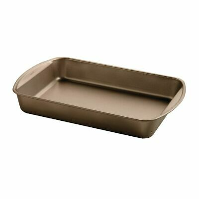 Avanti Non Stick Roasting Pan Made of Gauge Steel with Handles - 320x220x50mm