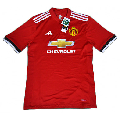 Manchester United Adidas home kit 2017/2018 - Any Player