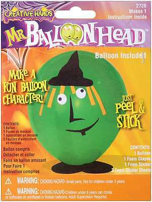 Mr. Balloonhead Kits Witch 028444701147
