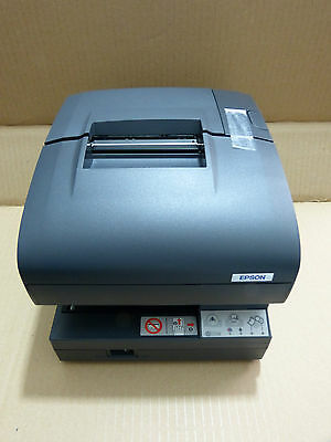 EPSON TM-J7100 M184A Multifunction Receipt Slip POS Printer USB w/ PSU