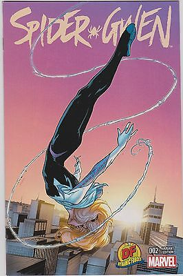 Spider-Gwen #2 Dynamic Forces Jerome Opena Variant