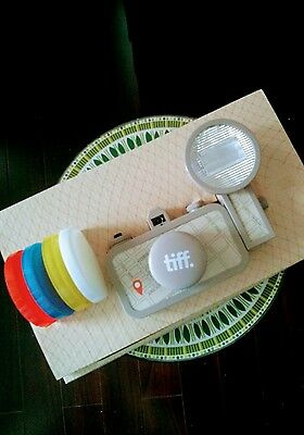 Brand new La Sardina cammera TIFF edition 35mm