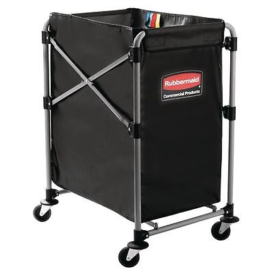 Rubbermaid X-Cart and Bag for Laundry - 150 Ltr - 839(H) x 516(W) x 613(D) mm