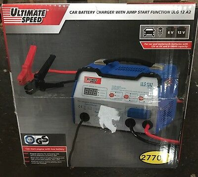 car battery charger With Jump Start Function