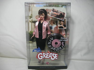 Barbie Grease Girl Rizzo - Musical doll stand included